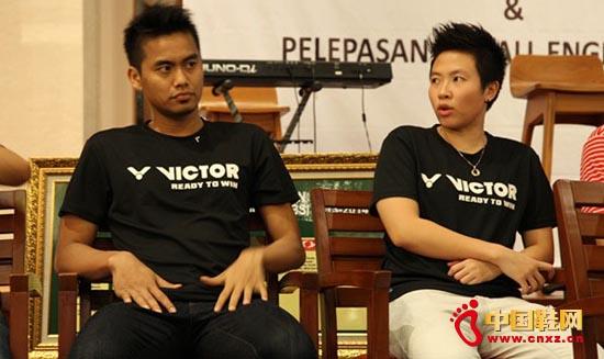 资讯生活威克多VICTOR签约24名印尼国家队球员