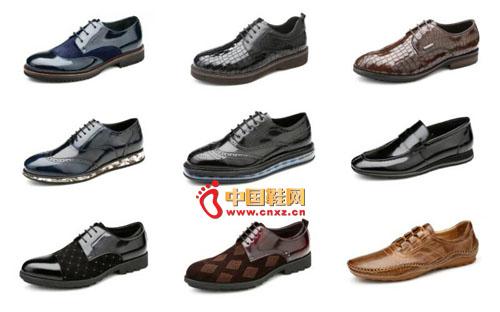 资讯生活欧伦堡品牌手工制作的经典男鞋