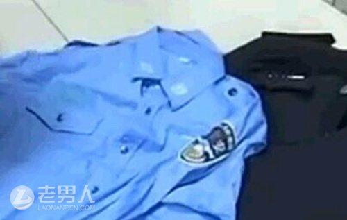 资讯生活保安冒充假警察出警所在保安公司高仿挂警察局