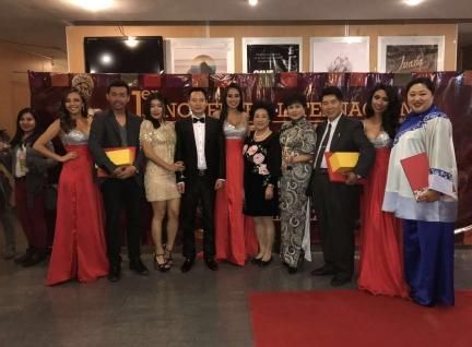 李强电影永远的绿盖头获南美拉巴斯国际电影节最佳故事片奖