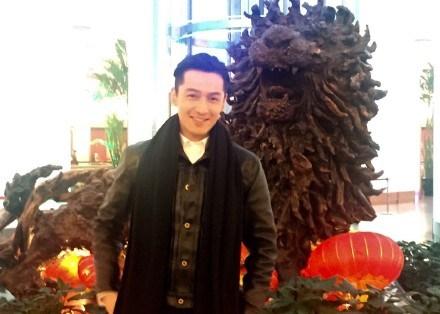 胡歌担任上海旅游形象大使一秒变导游