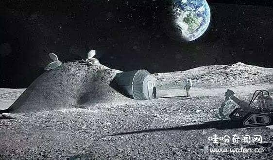 氦3人类未来的新能源月球上有百万吨氦3至少够整个人类用700年