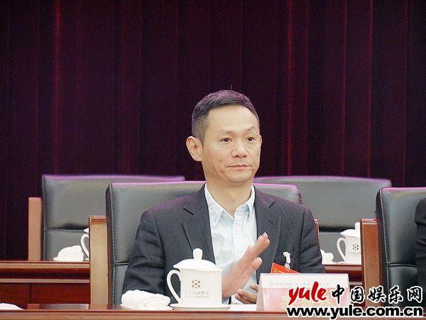 果靖霖亮相北京视协德才俱佳当选副主席